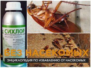 средство от тараканов в домашних условиях